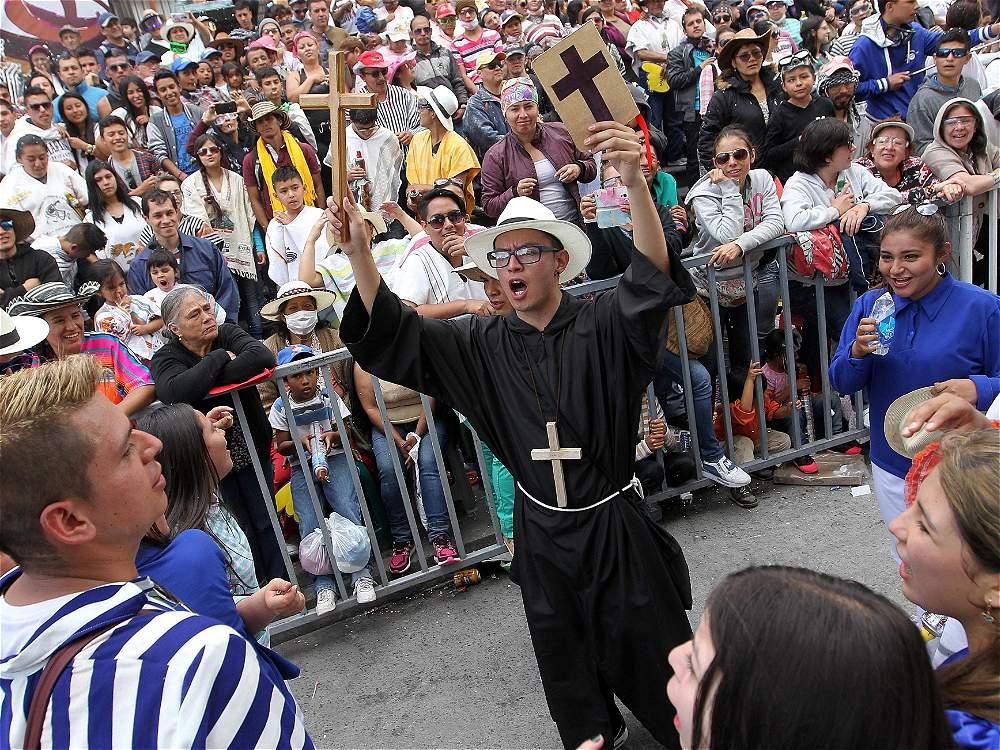 Carnaval de Negros y Blancos