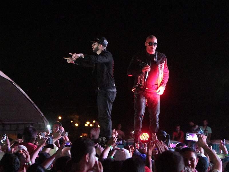 Wisin y Yandel y otros grupos musicales que regresaron