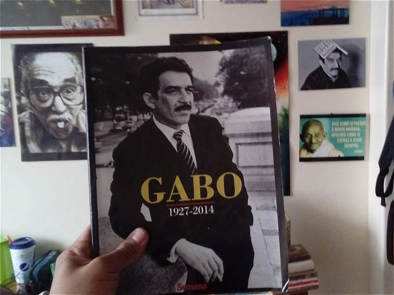 Así recuerdan los colombianos a 'Gabo'