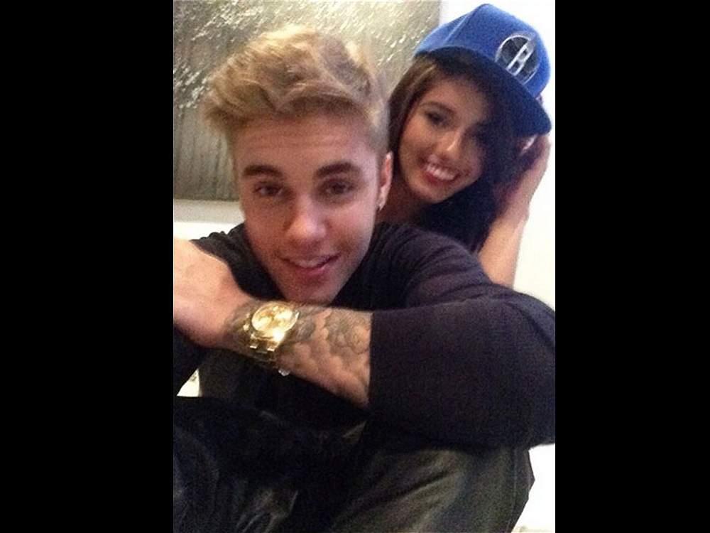 Yovanna Ventura, la nueva sensual novia de Justin Bieber