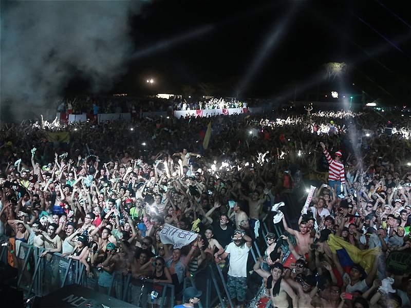 Cartagena enloquece con los 'beats' de Summerland 2015