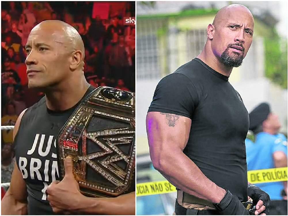 Fotos 39 la roca 39 y otros luchadores que cambiaron la wwe for Hermanos roca biografia