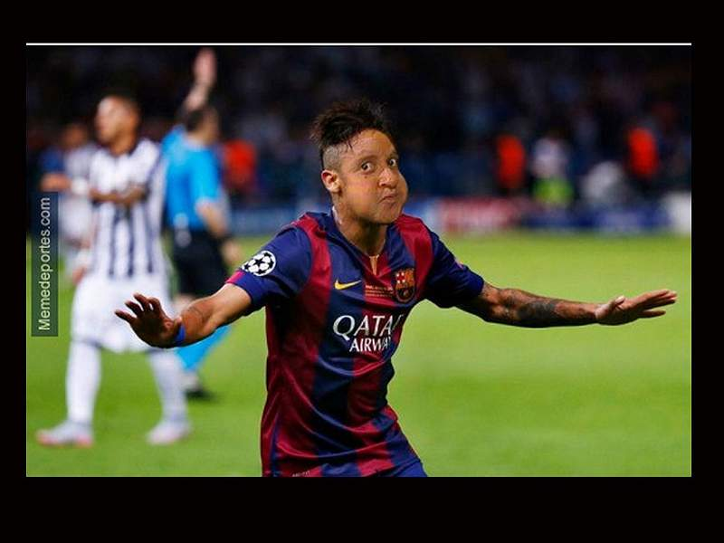 La Supercopa, Cech, los nuevos teléfonos Samsung y las paperas de Neymar, en los memes de la semana