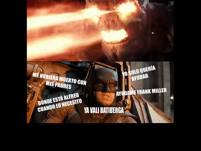 Batman vs Superman y los 20 años del metro de Medellín, lo más divertido de la semana