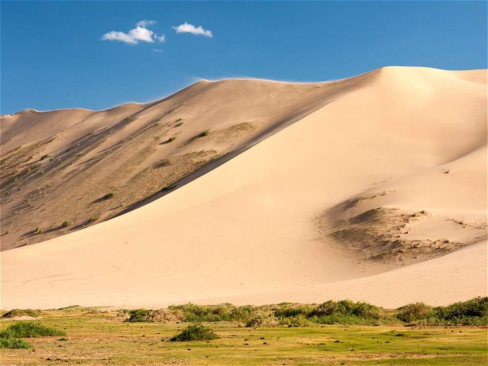 Desiertos curiosos