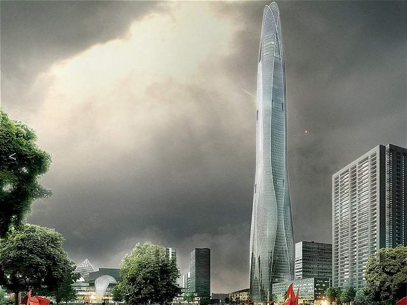 Conozca los edificios más altos que continuarán su construcción en el 2017