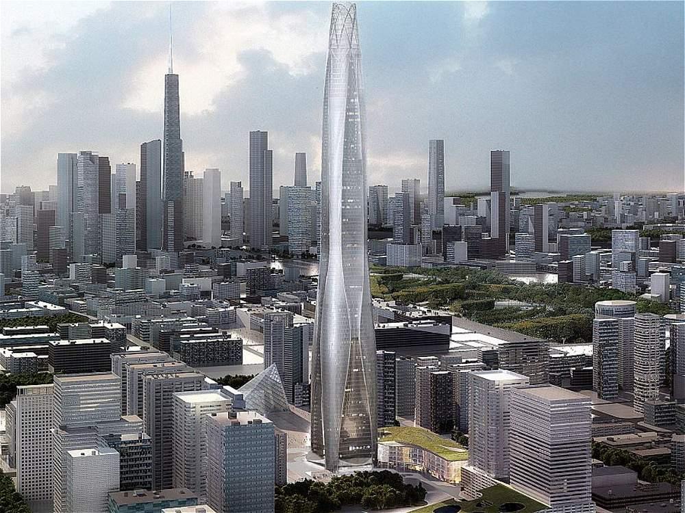conozca cules sern los edificios ms altos del planeta