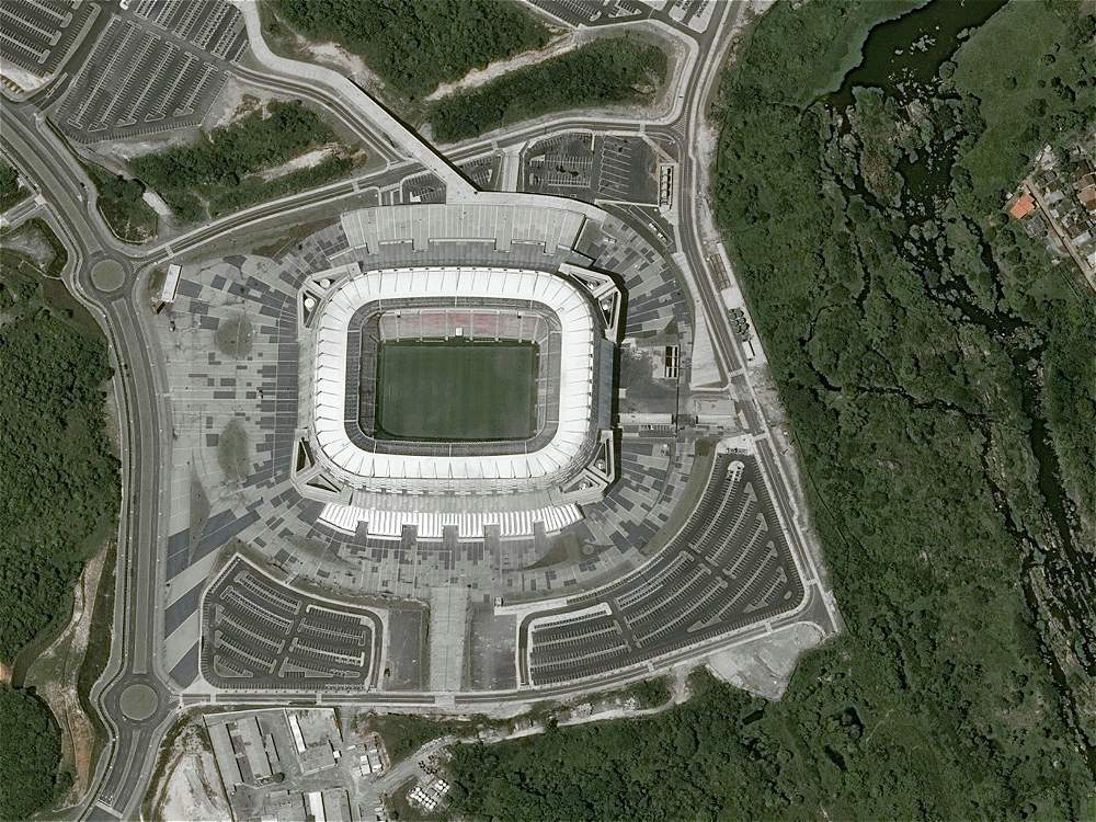 Estadios del mundial