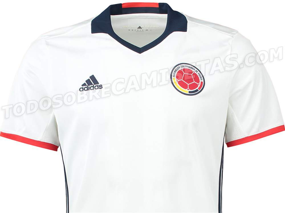 camisa seleccion colombia copa america centenario