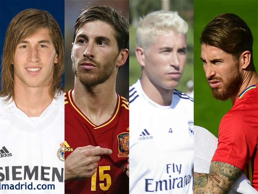 cambios de look de futbolistas