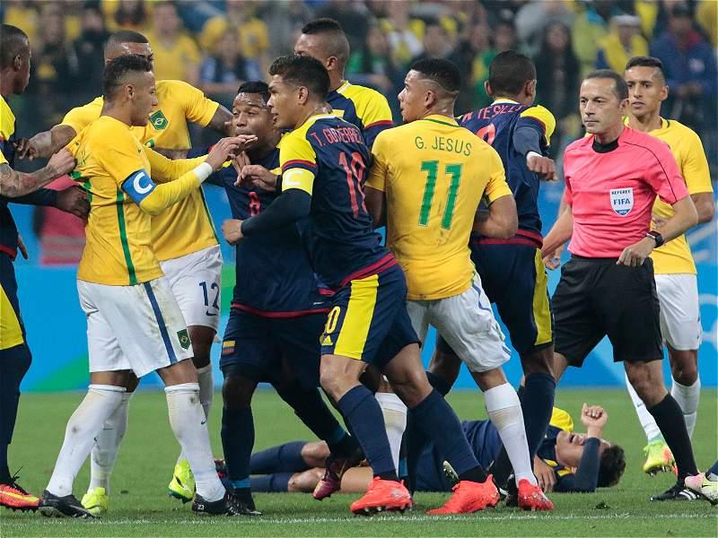 Terminó el sueño de la Selección Colombia en los Olímpicos