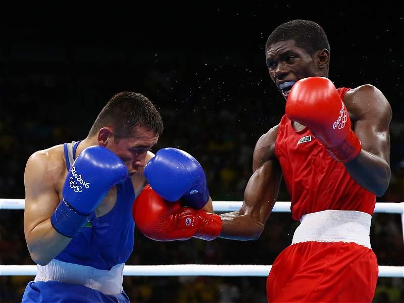 Así fue la pelea en la que Yuberjen confirmó la medalla de plata en Río