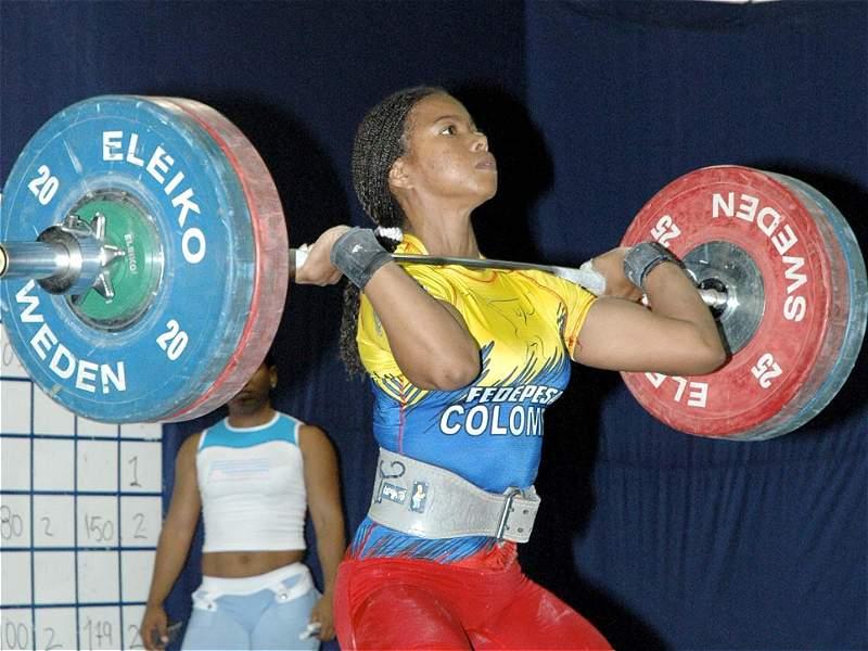 Leidy Solís, la nueva medallista olímpica de Colombia