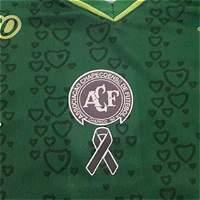 Estas son las camisetas en honor a Chapecoense que lucirán algunos equipos en sus próximos partidos