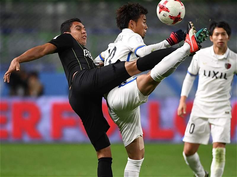Las imágenes de la derrota de Nacional del Mundial de Clubes