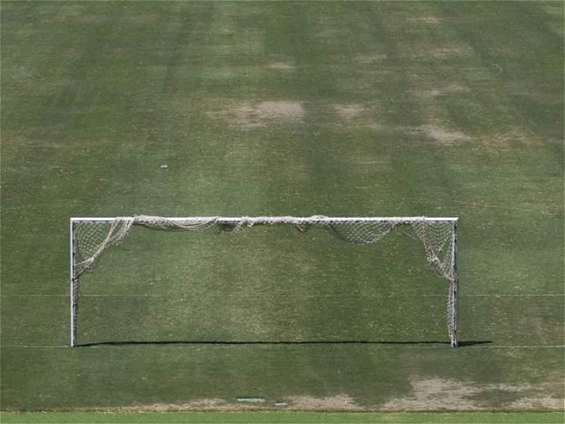 El precario estado del estadio Maracaná