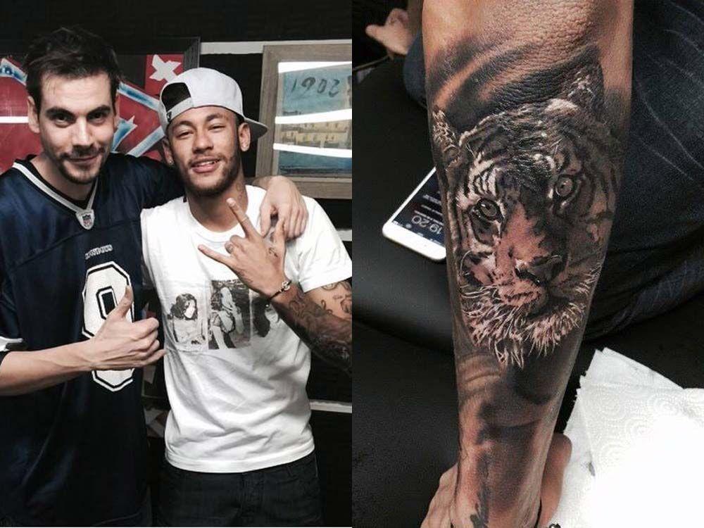 fotos tatuajes de los futbolistas galer237a de fotos