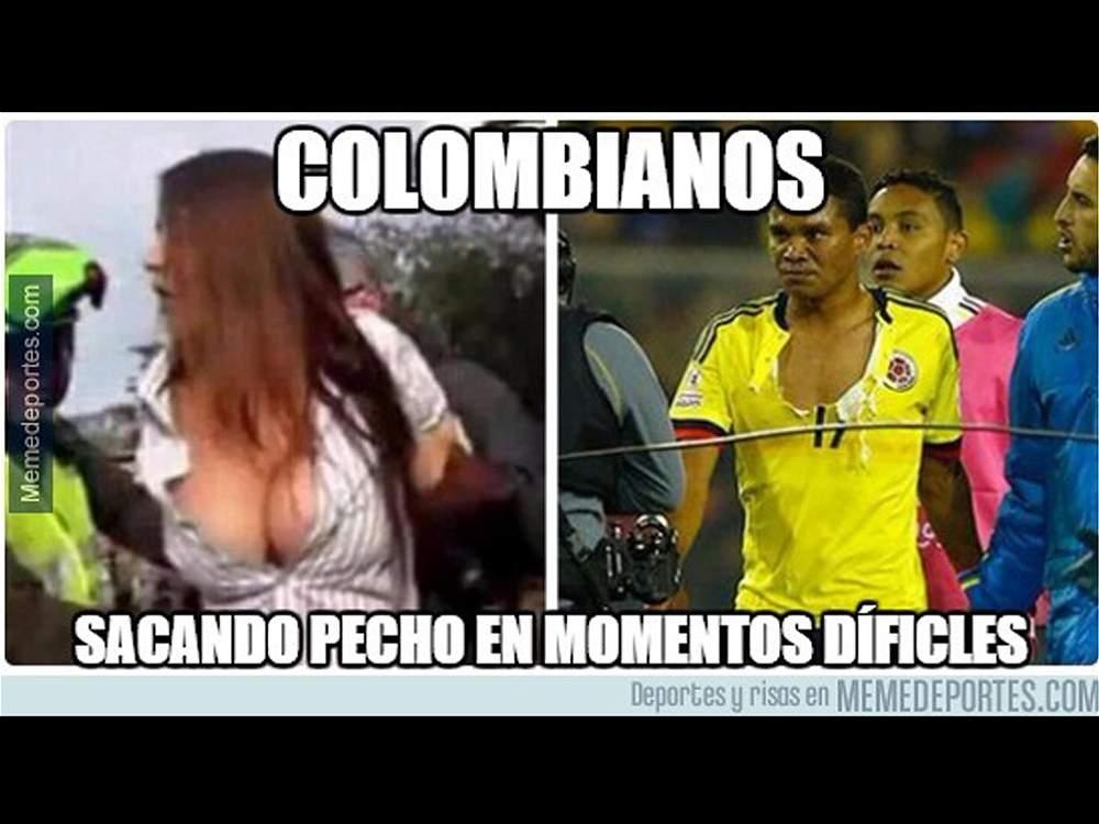 Brasil vs. Colombia: Los memes previos al partido