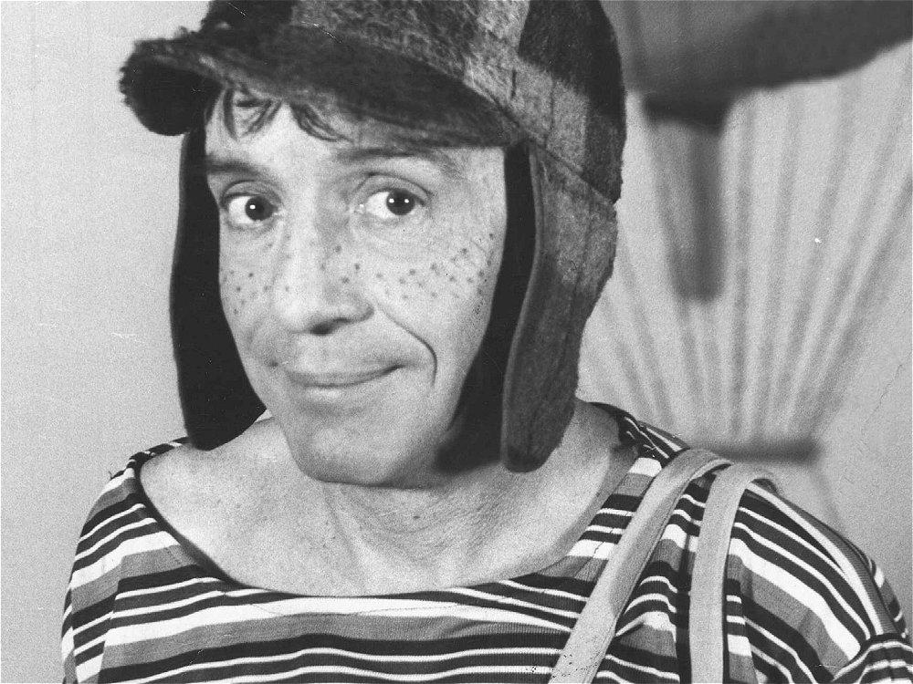 La vida de  'Chespirito', en imágenes