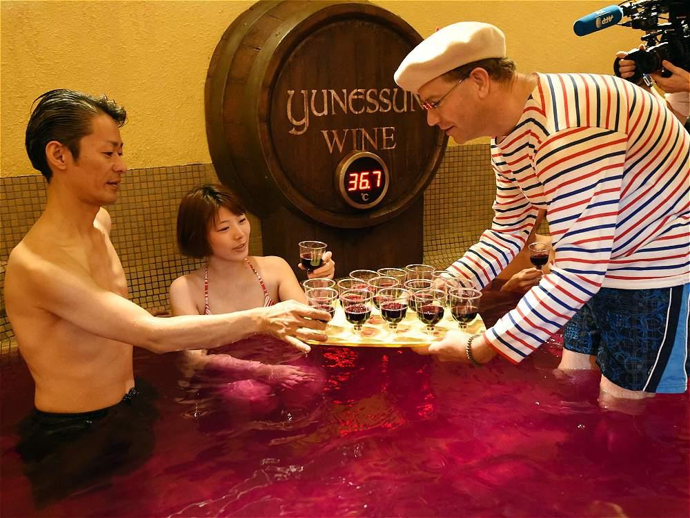 Imagenes De Baños Japoneses: de vino con el que celebran los japoneses – Galería de Fotos