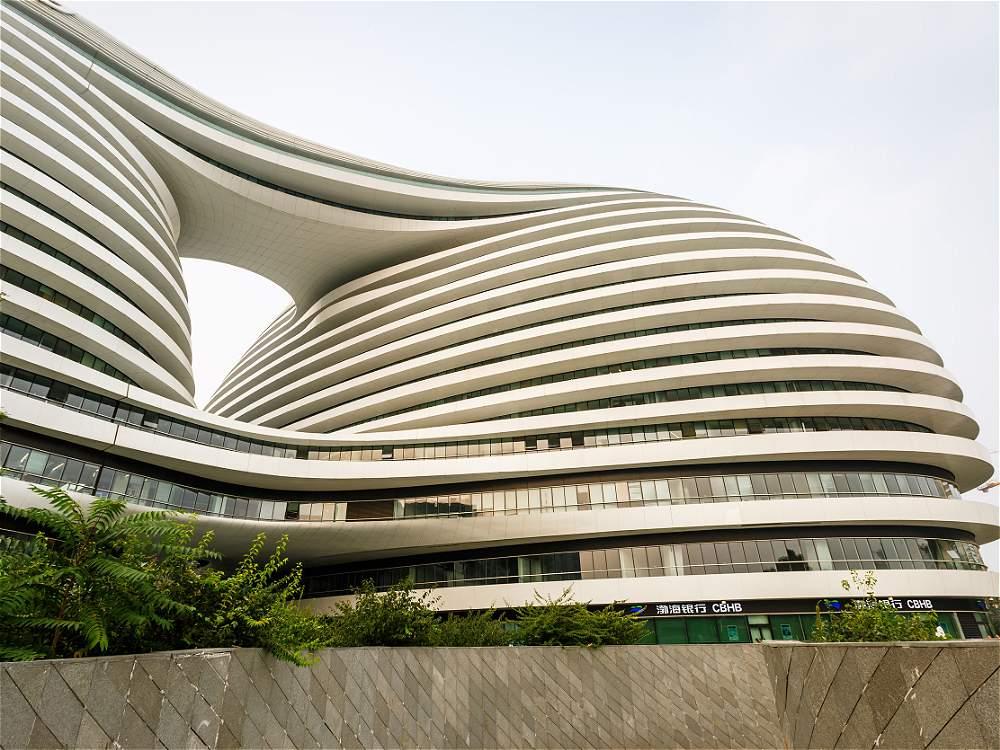 Fotos obras de zaha hadid arquitectura que muri for Arquitectura zaha hadid