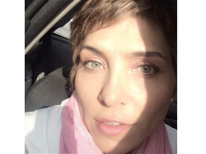 El valor de Lorena Meritano al mostrar la marca del cáncer en sus senos