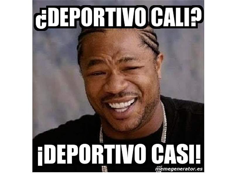 Millonarios y Cali, blanco de los memes por su eliminación del fútbol colombiano