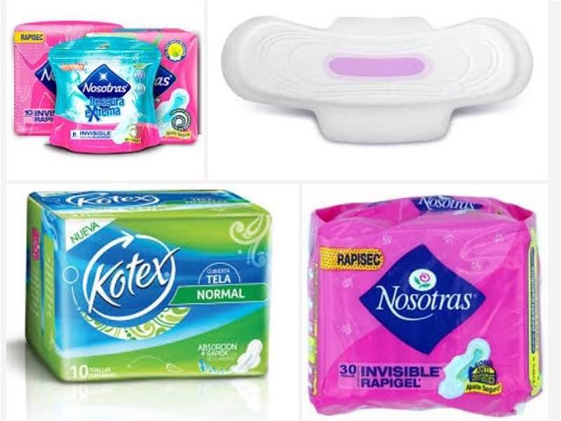 Menstruación sin impuestos y otras tendencias que generaron controversia