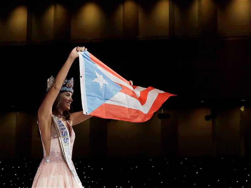 Stephanie Del Valle, la bella Miss Mundo 2016