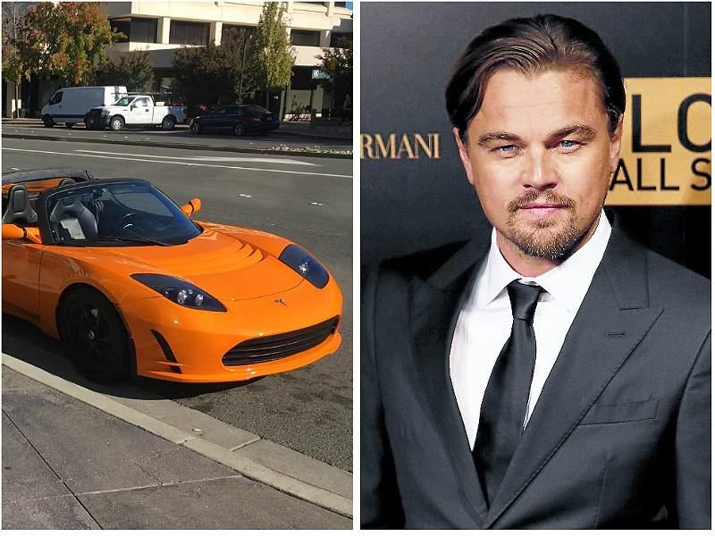 Los espectaculares carros que conducen las estrellas de Hollywood