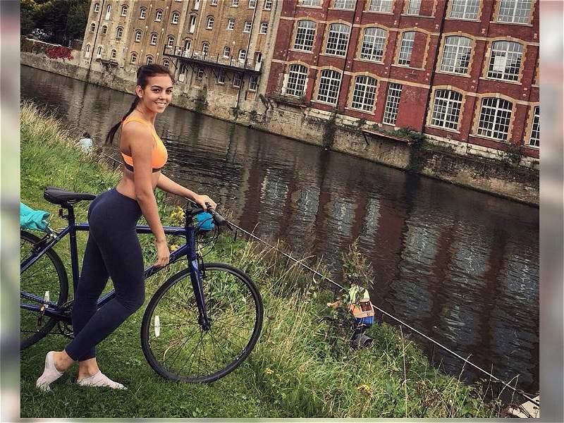 Conozca a Georgina Rodríguez, la novia de Cristiano Ronaldo