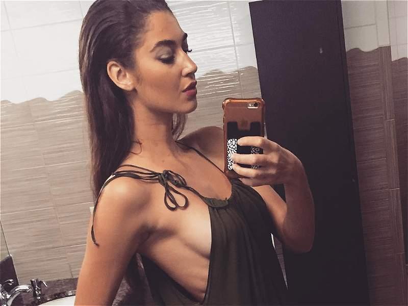 Mariana Downing, la joven modelo que le robó el corazón a Marc Anthony