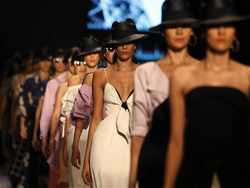 Johanna Ortiz, moda masculina para la mujer en CaliExposhow