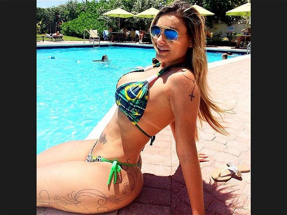 fotos el cambio extremo de la miss bumbum brasile a que