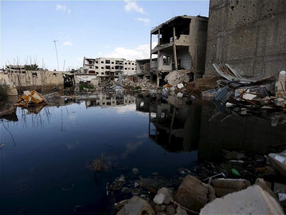 Fotos damasco capital de siria galer a de fotos - Fotos de damasco ...