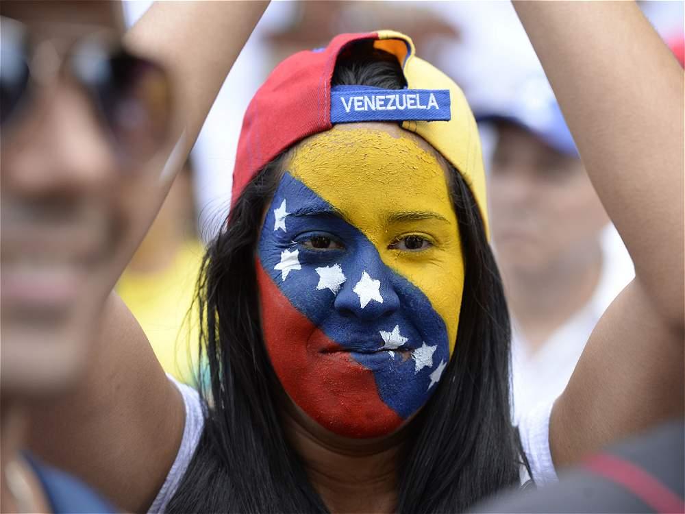 Toma de Caracas: protestas en Venezuela