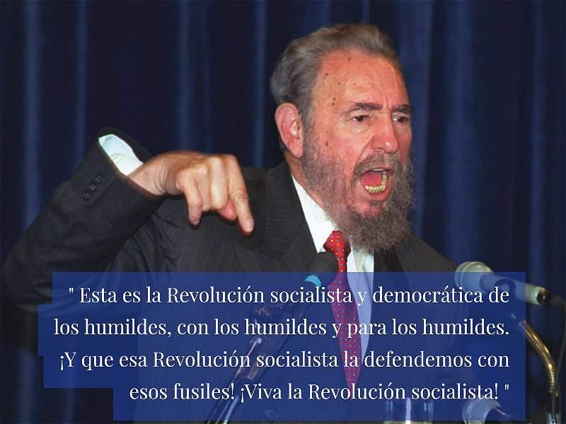 Ocho frases que dejó Fidel Castro para la historia