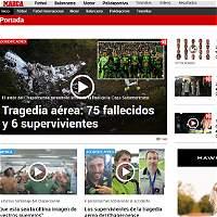 Medios del mundo y Chapecoense