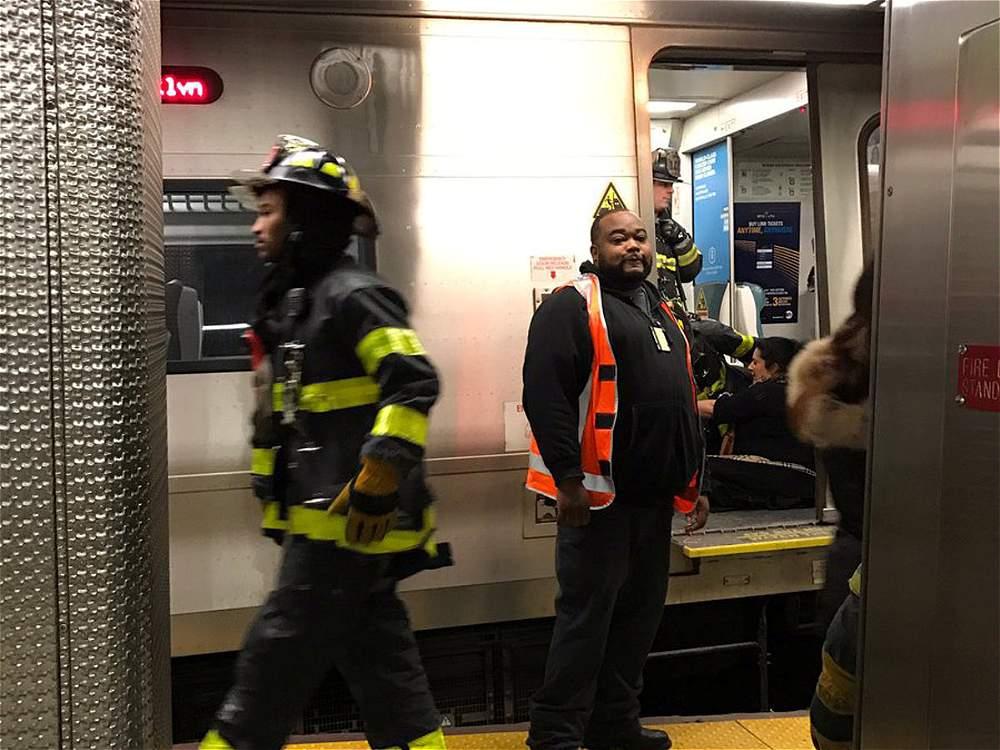 Accidente en NY