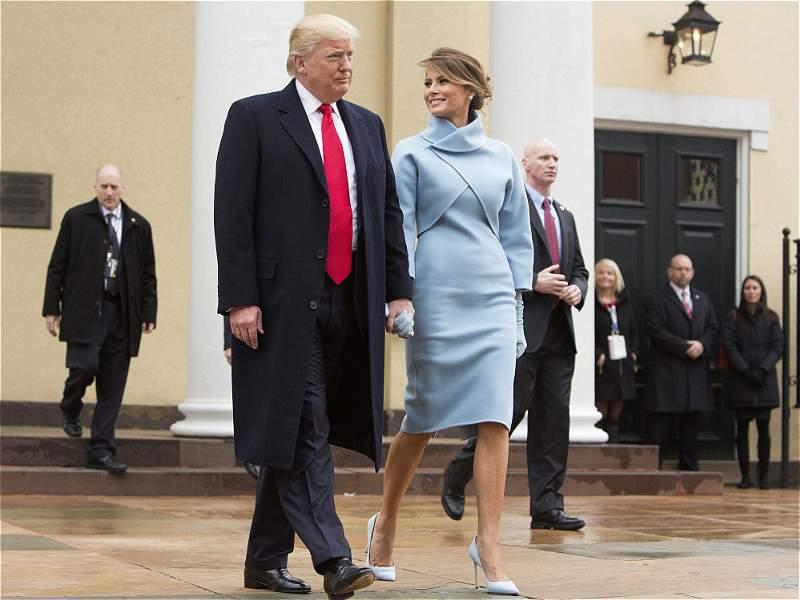 La imagen de Melania Trump, inspirada en Jackie Kennedy