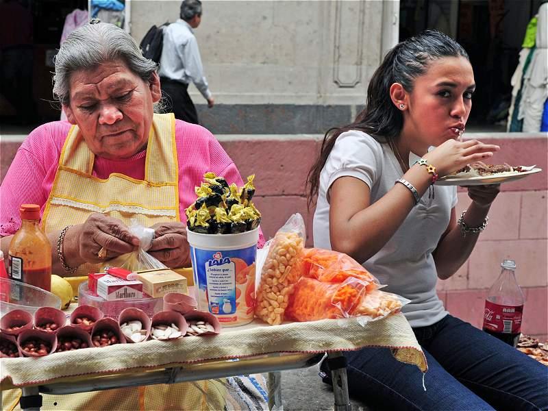 Las diez ciudades con la mejor oferta de comida callejera en el mundo