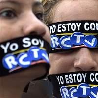 Cierres y prohibiciones a los medios de comunicación en Venezuela