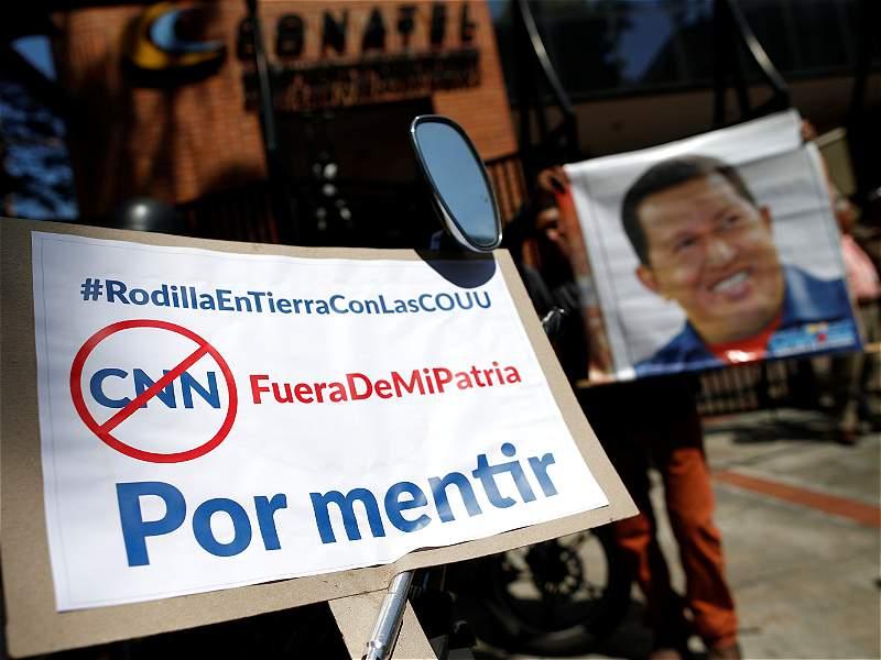 La suspensión de CNN y otros atentados del chavismo contra la libertad de expresión en Venezuela