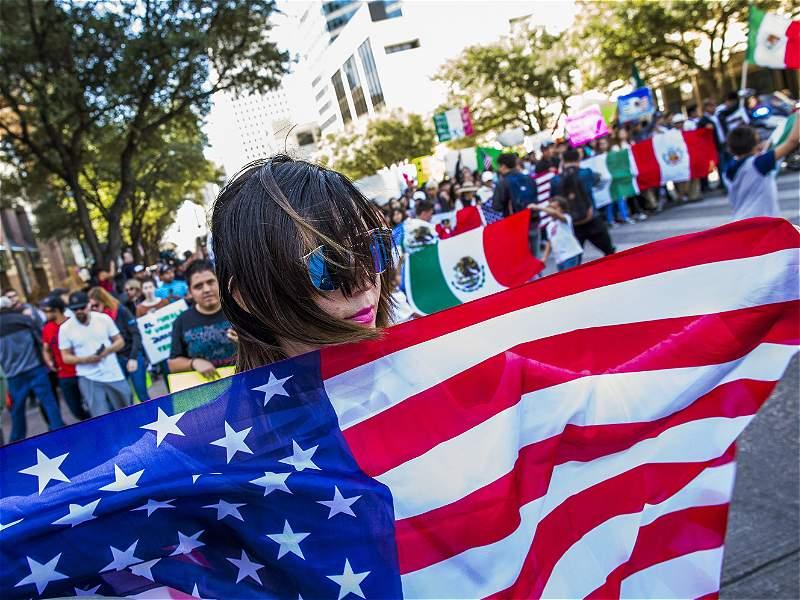 El 'Día sin inmigrantes' en Estados Unidos para enfrentar a Donald Trump