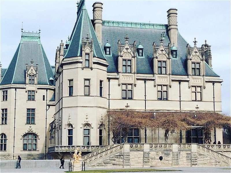 Conozca la mansión Biltmore, la más grande de los Estados Unidos
