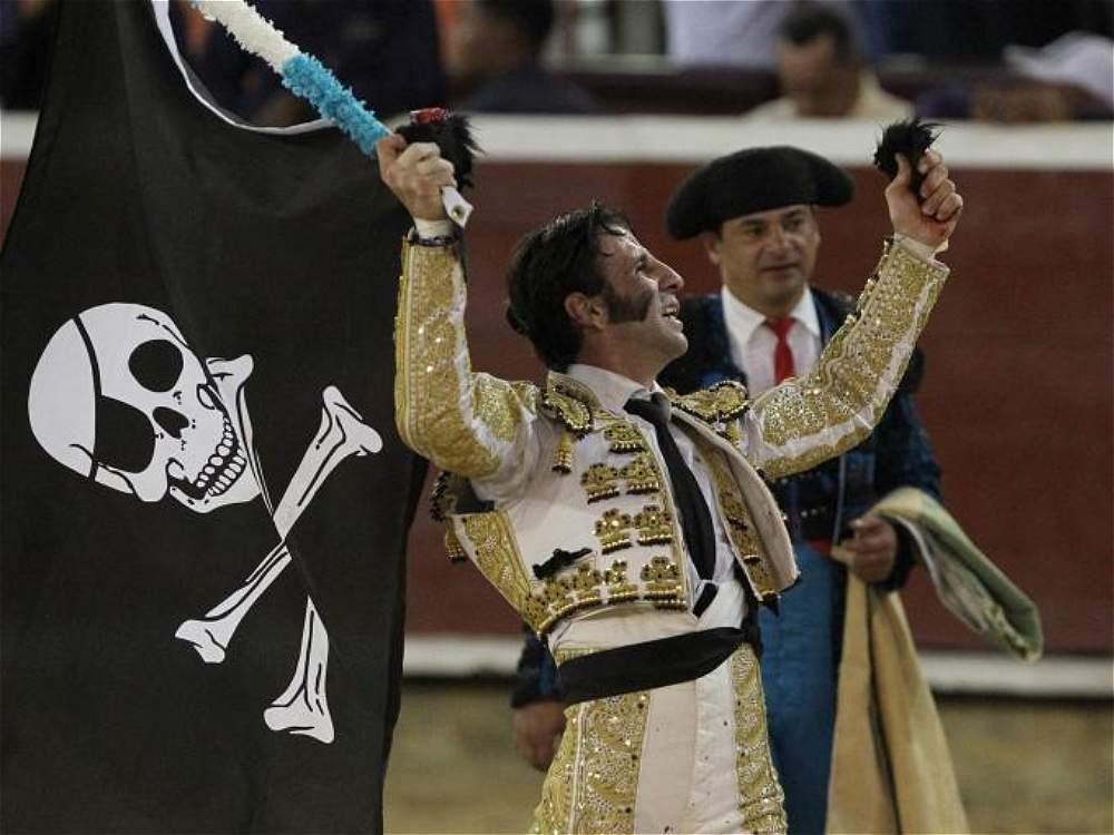 La violenta cornada que sufrió el torero Juan José Padilla