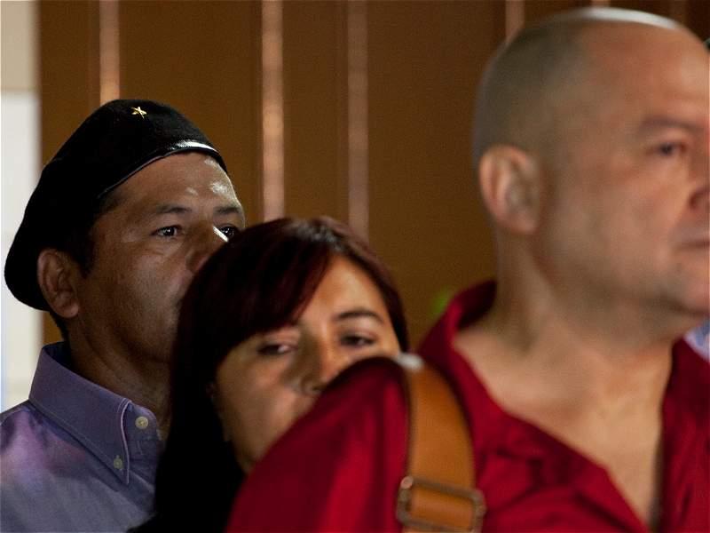 La llegada de 'Romaña' a la mesa de negociación en La Habana