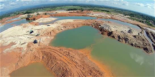 El daño ambiental incuantificable que deja la minería ilegal en el país