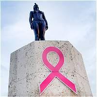 Cartagena también se sumó a la campaña