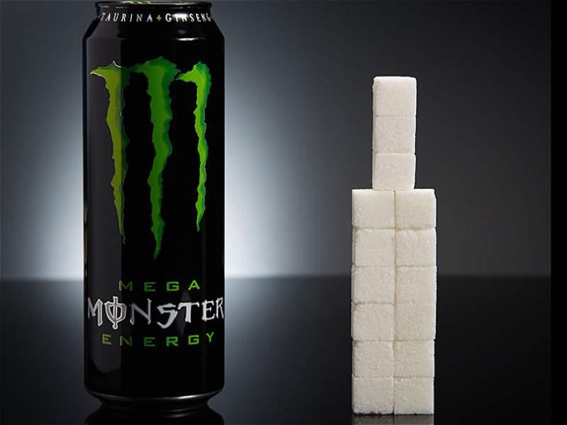 Imágenes que revelan el azúcar oculto en los alimentos
